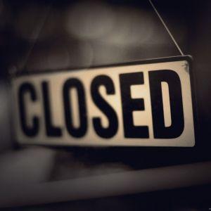 Company Closed Down