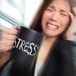 Sell My Business Fast - Stressed at work